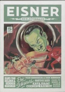 Omslag Eisner Beeldverhalen - 5/2010 - Will Eisner