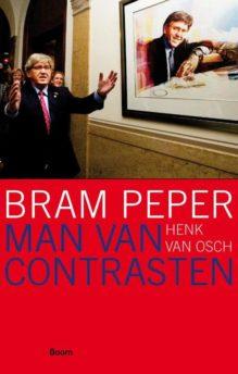 Omslag Bram Peper - Henk van Osch