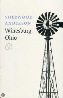 Omslag Winesburg, Ohio - Sherwood Anderson