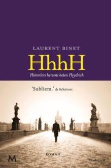 Omslag HhhH - Laurent Binet