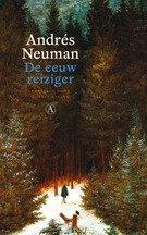 Omslag Recensie: De eeuwreiziger  -  Andrés Neuman