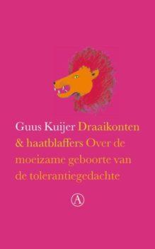 Omslag Draaikonten en haatblaffers - Guus Kuijer