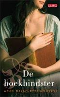 Omslag Recensie: De boekbindster  -  Anne Delaflotte Mehdevi