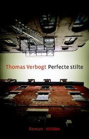 Omslag Perfecte stilte - Thomas Verbogt