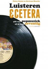 Omslag Recensie: Luisteren &cetera  -  Pieter Steinz en Bertram Mourits