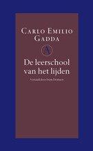 Omslag Recensie: De leerschool van het lijden  -  Carlo Emilio Gadda