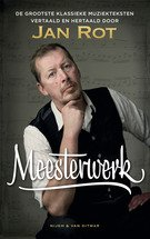 Omslag Meesterwerk - Jan Rot
