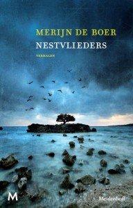 Omslag Nestvlieders - Merijn de Boer