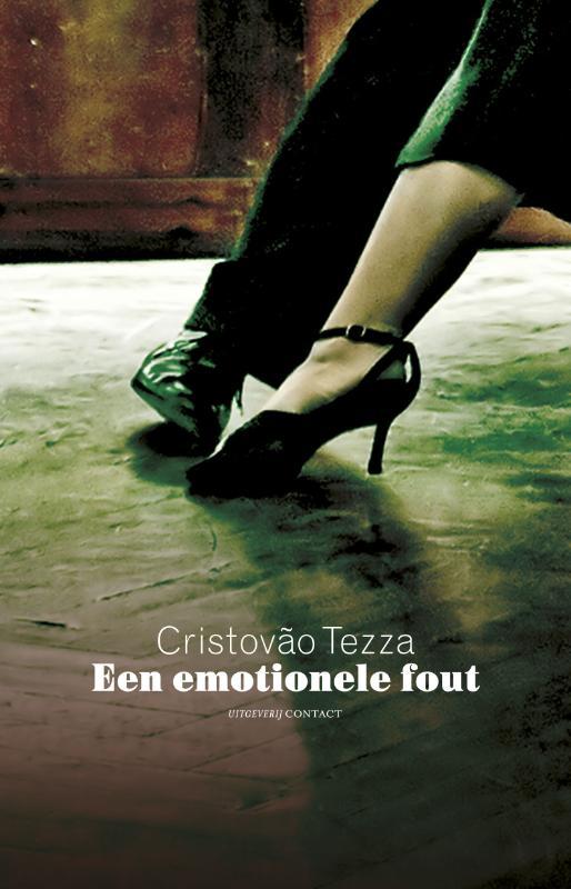 Omslag Een literaire tango -
