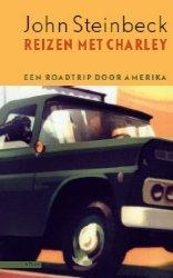 Omslag Steinbeck reist door Amerika -