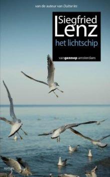 Omslag Het lichtschip - Siegfried Lenz