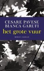 Omslag Het grote vuur - Cesare Pavese, Bianca Garufi