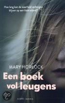 Omslag Een boek vol leugens - Mary Horlock