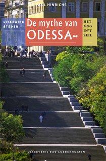 Omslag Het oog in 't zeil stedenreeks De mythe van Odessa - Jan Paul Hinrichs