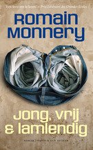 Omslag Jong, vrij en lamlendig - Romain Monnery