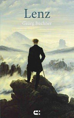 Omslag Lenz - Georg Büchner