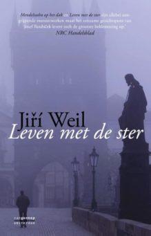 Omslag Leven met de ster - Jiří Weil