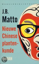 Omslag Nieuwe Chinese plantenkunde - J.B. Matto