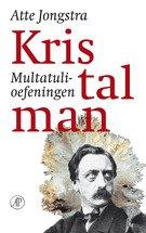Omslag Kristalman - Atte Jongstra