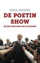 Omslag De Poetin Show - Kysia Hekster
