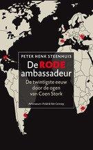 Omslag De rode ambassadeur - Peter Henk Steenhuis