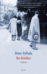 Omslag De drinker - Hans Fallada