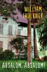 Omslag Absalom, Absalom! - William Faulkner