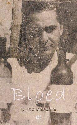Omslag Bloed - Curzio Malaparte