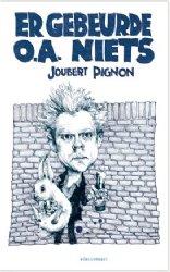 Omslag Er gebeurde o.a. niets - Joubert Pignon