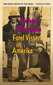 Omslag Forel vissen in Amerika - Richard Brautigan