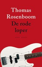 Omslag De rode loper - Thomas Rosenboom