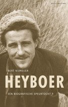 Omslag Heyboer - Bert Nijmeijer
