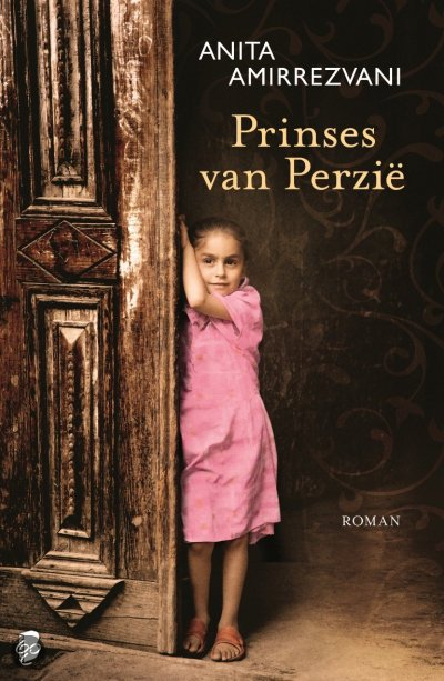 Omslag Prinses van Perzië  -  Anita Amirrezvani