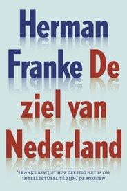 Omslag De ziel van Nederland  -  Herman Franke