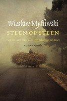 Omslag Steen op steen - Wiesław Myśliwski