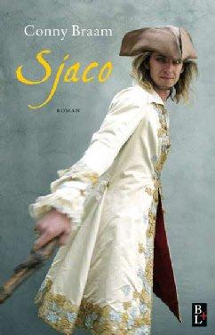 Omslag Sjaco - Conny Braam