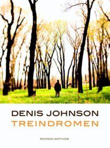 Omslag Treindromen - Denis Johnson