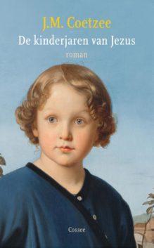 Omslag De kinderjaren van Jezus - J.M. Coetzee