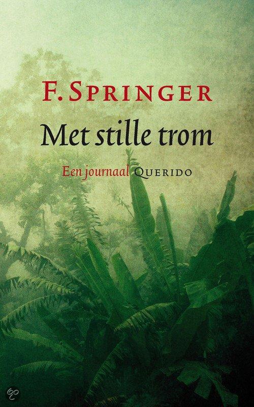 Omslag Met stille trom - F. Springer