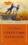 Omslag Verzet tegen Napoleon  -  Lotte Jensen