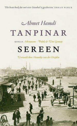 Omslag Sereen  -  Ahmet Hamdi Tanpinar