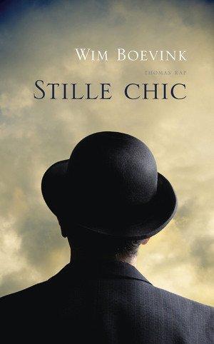 Omslag Stille chic  -  Wim Boevink
