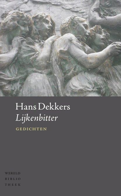 Omslag Lijkenbitter - Hans Dekkers
