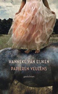 Omslag Papieren veulens - Hanneke van Eijken
