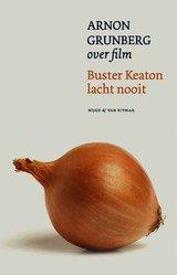 Omslag Buster Keaton lacht nooit  -  Arnon Grunberg