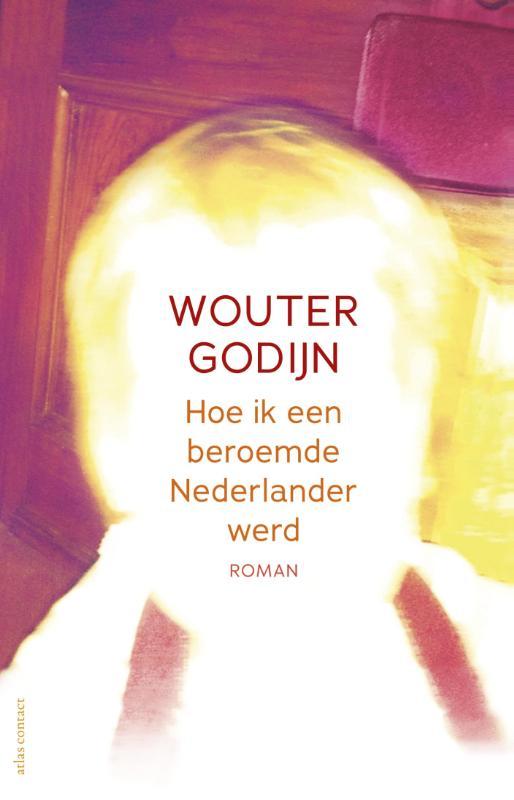 Omslag Hoe ik een beroemde Nederlander werd   -  Wouter Godijn