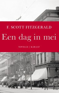 Omslag Een dag in mei  -  F. Scott Fitzgerald