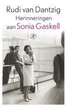 Omslag Herinneringen aan Sonia Gaskell  -  Rudi van Dantzig