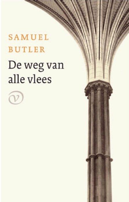 Omslag De weg van alle vlees - Samuel Butler