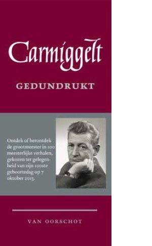Omslag Gedundrukt  -  Simon Carmiggelt